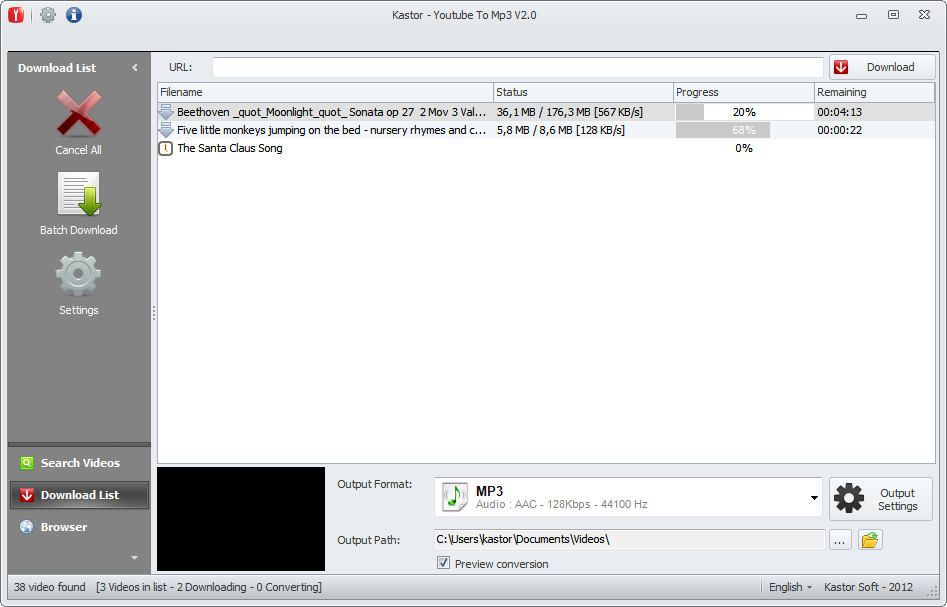 Free Tube To MP3 - Youtube Downloader