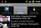 Android Tube To MP3